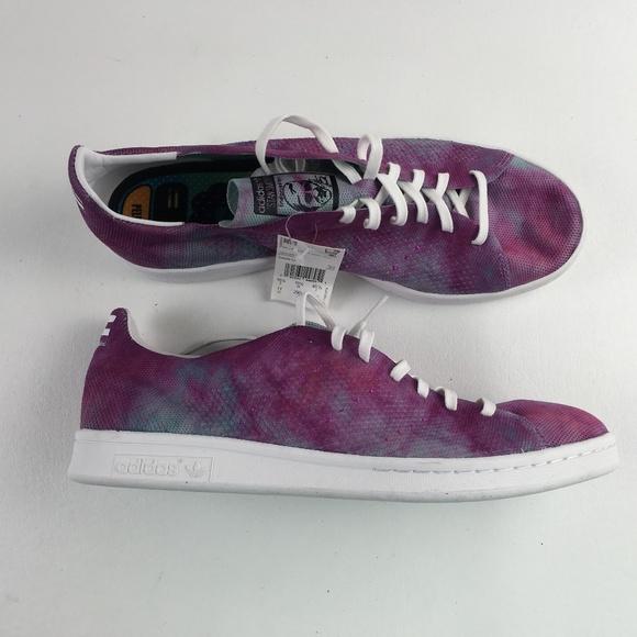 6d15cd9c418 Adidas Pharrell Stan Smith Sneakers B3913077